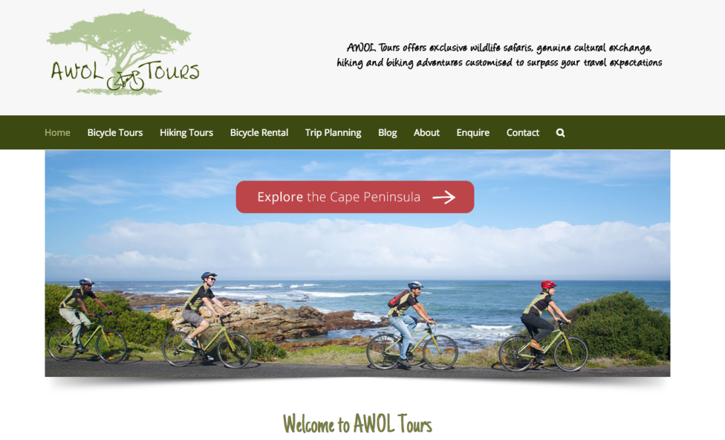Michelle Bondesio Projects Awol Tours